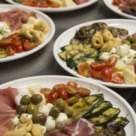 baby shower antipasto fiamma